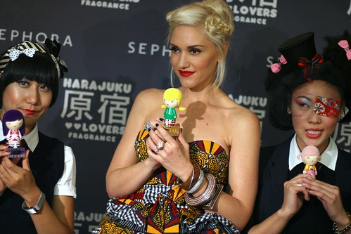 Sneak Peak: Gwen Stefani at Sephora Soho