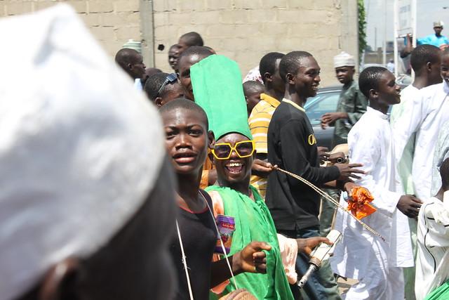 Photos from Karamar Sallah, Eid el-Fitr 2010, Kano, Nigeria: Hauwan Nasarawa (1/6)