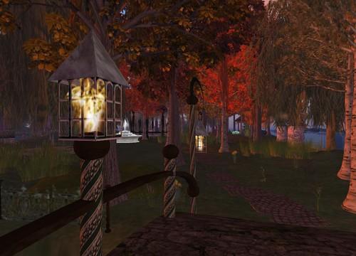 Autumn Park at Antiquity Shores