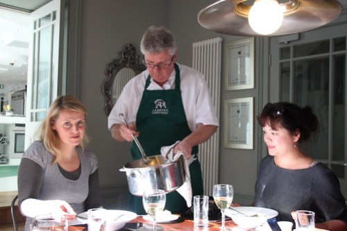 Cooking Class at The Tannery Cookery School, Dungarvan