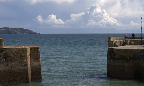 Harbour mouth, Charlestown