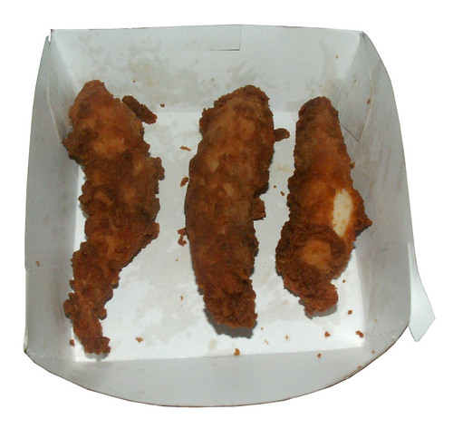 Carl's Jr. Hand-Breaded Chicken Tenders