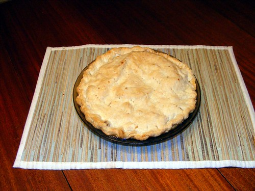 Betsy's apple pie by acnatta, on Flickr