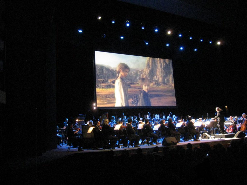 Final Fantasy Distant Worlds Concert - Final Fantasy XI