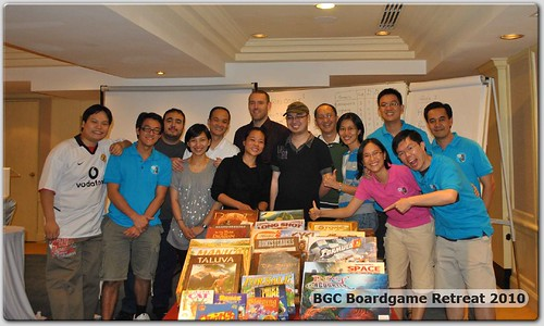 BGC Retreat 2010