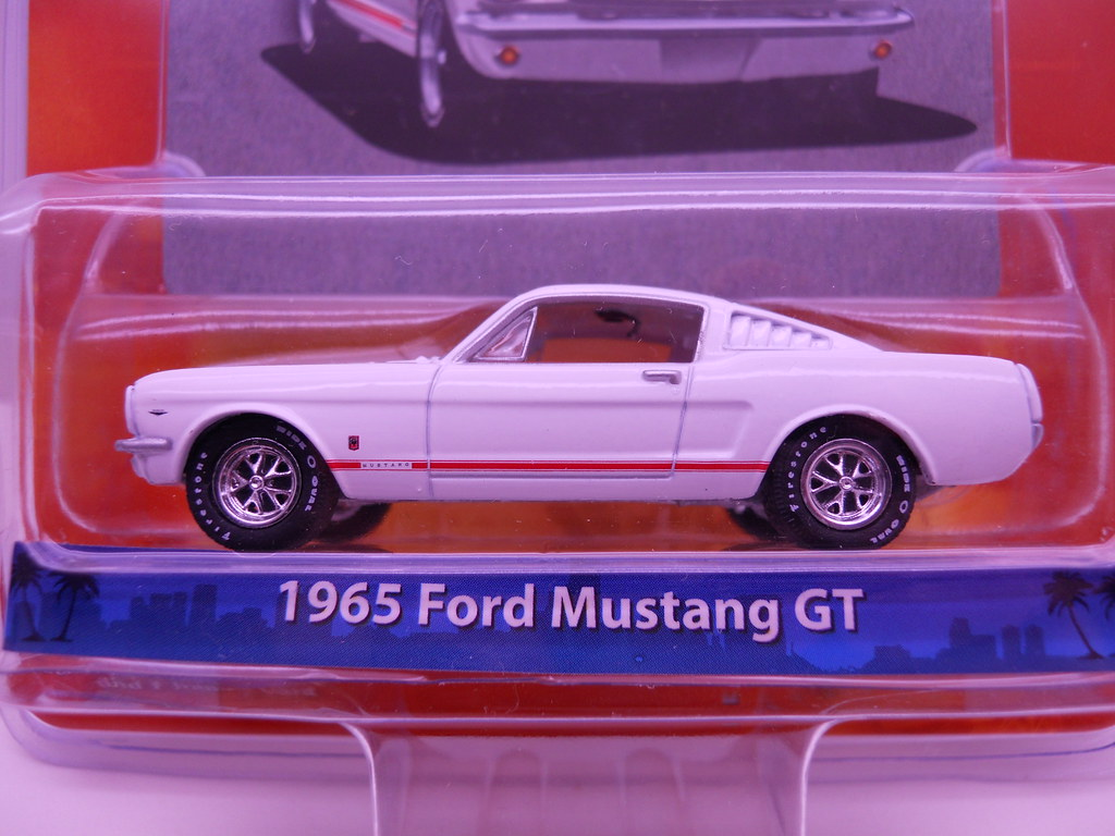 gl 1965 Ford Mustang gt (2)
