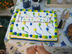 Great Strides 2010 Thank You Party