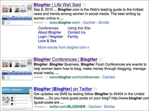Google Instant Search Results before typing is finished
