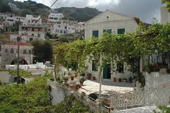 Naxos: Stadtansicht von Kóronos