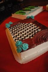 Twin Peaks red velvet cake