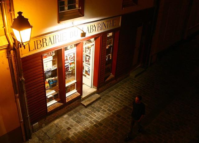amiens, librairie du labyrinthe (luiginter/flickr)