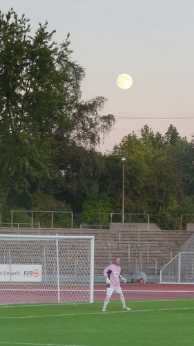 Mond über Sela