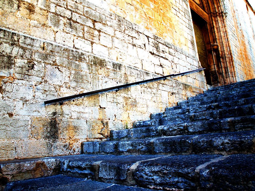 Escaleras del abismo