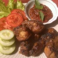 Ayam Bakar a la Pak Sahak
