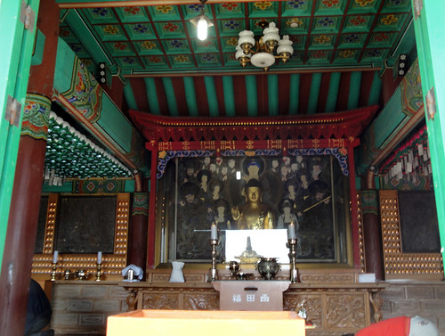 Another temple at Seokguram