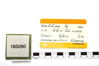 Train Ticket: To the wrong destination