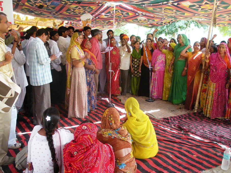 Pics from the satyagraha - 5, 6 & 7 Oct 2010 - 15