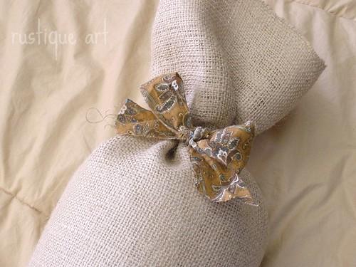 Pillows A Bow?