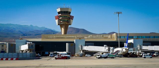 Aeropuerto de Gran Canaria Tower