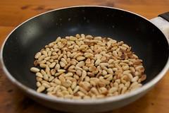 Quinoa Salad - Pine Nuts