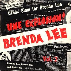 31 - Lee, Brenda -  Brenda Lee  Vol.2 - F - 1959