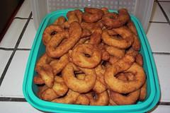 Cook Naked: Drunken Buñuelos