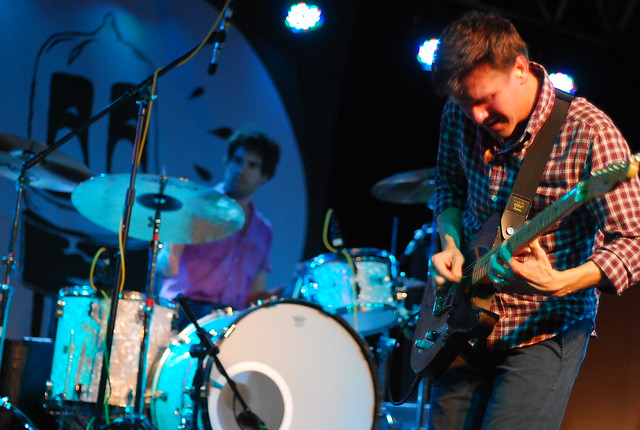 superchunk 'majesty shredding' cd release show