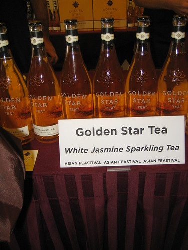 sparkling tea