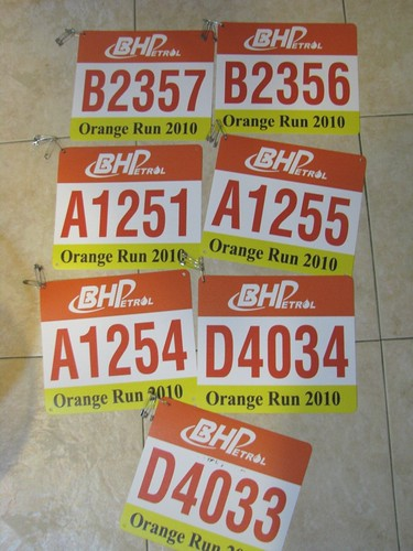 100725 BHP Orange Run