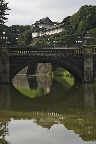Nijubashi Bridge, Imperial Palace, Tokyo
