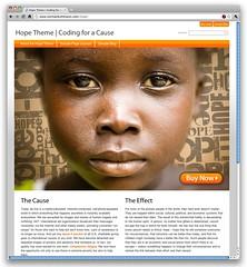 Hope Child Theme for Carrington Business