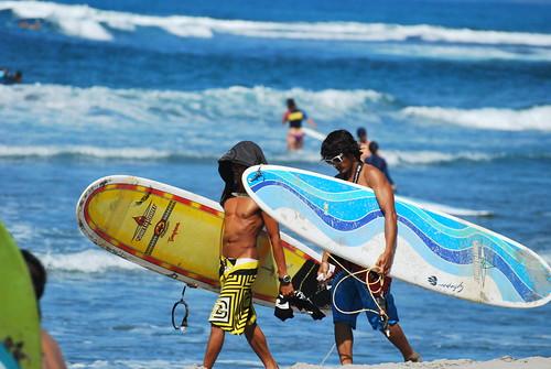 Meals at Flow Surf.Yoga.Samba Weekend