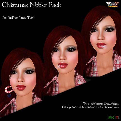 Christmas nibblers