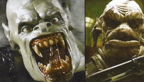 Rawhead Rex/ The Fifth Element