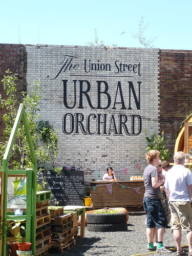 The Urban Orchard