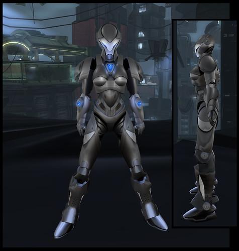 Female Warrior AV