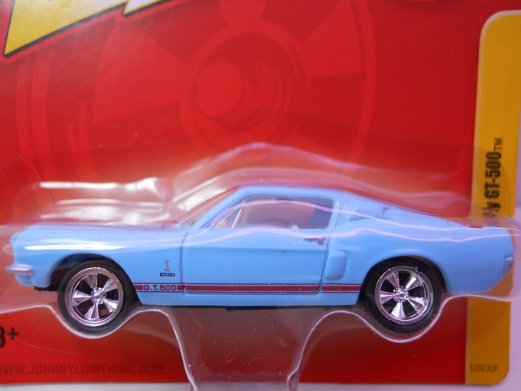 johnny lightning 1967 ford shelby gt500 (2)