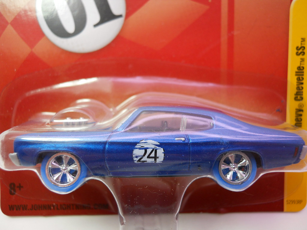 johnny lightning strike 1970 chevy chevelle ss (2)