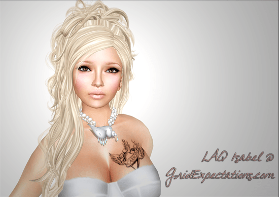 LAQ Isabel at Grid Expectations