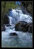 Firey Falls  Dunsmuir California by ShutterKrazy