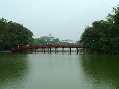 Hanoi - Templo Ngoc Son