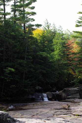Upper Screw Auger Falls