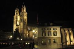 Zürich: Grossmünster