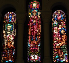 Saint Bonaventure Window