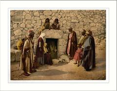 Tomb of Lazarus Bethany Holy Land (i.e. West Bank)