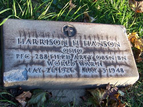 Harrison Hanson