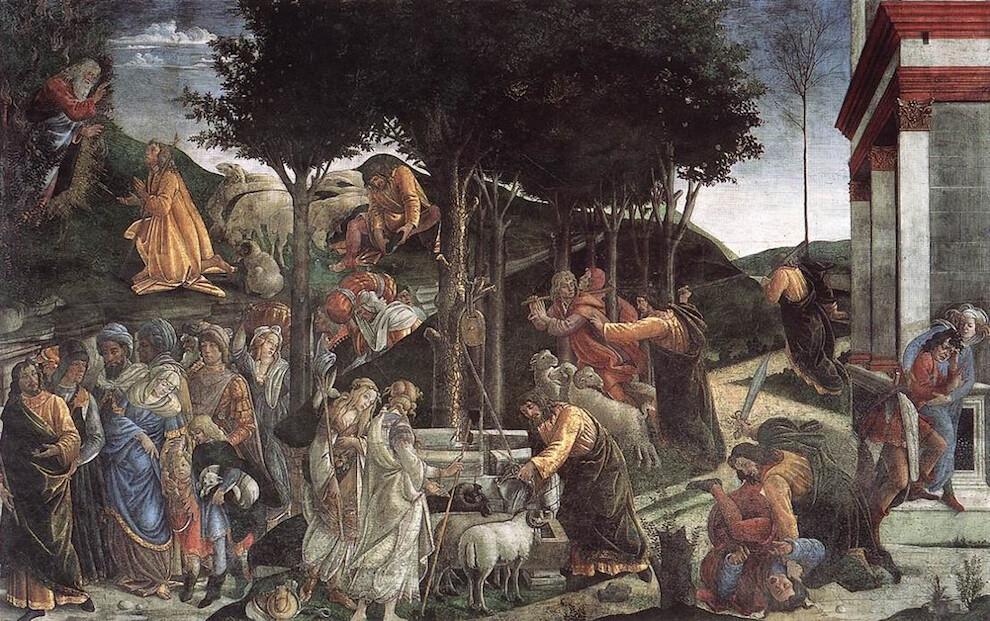 5195709905 14948a0dd3 b Sistine Chapel   Incredible Christian art walk through