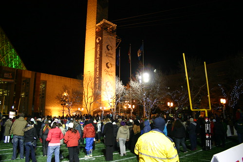 2010 Grey Cup Festival Kickoff