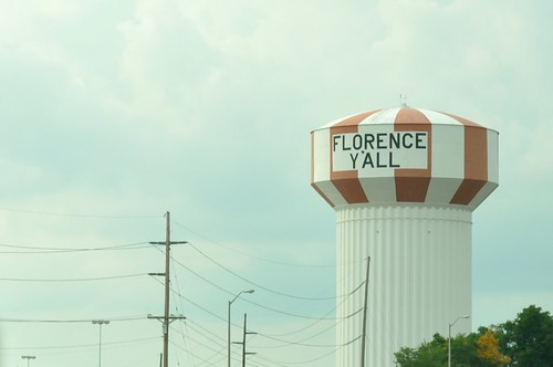 My (second) favorite water tower