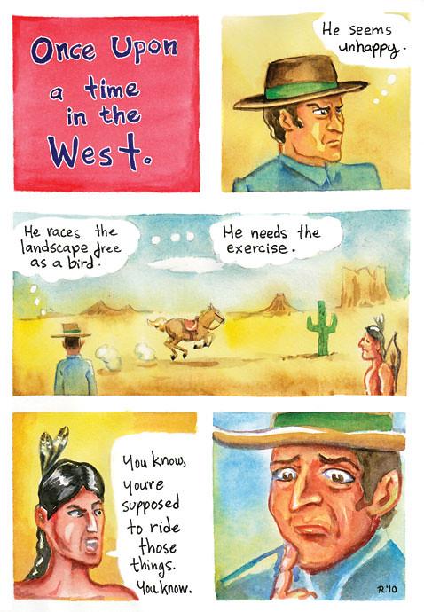 time-comic